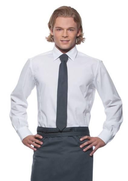 anthrazit Krawatte ak4