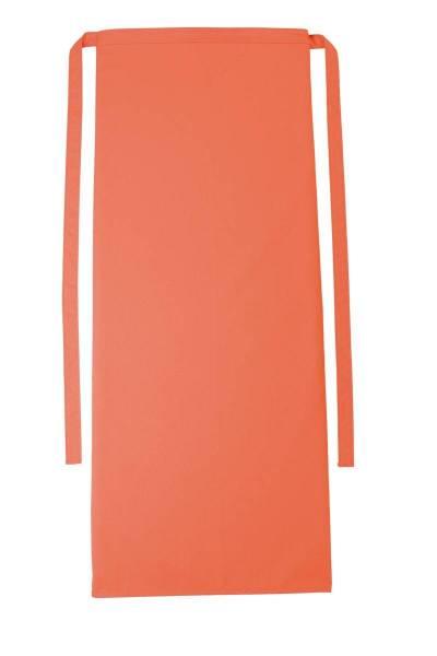 Orange Bistroschürze 80x100cm Roma von CG Workwear
