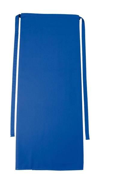 Blaue Bistroschürze 100x100cm Roma von CG Workwear