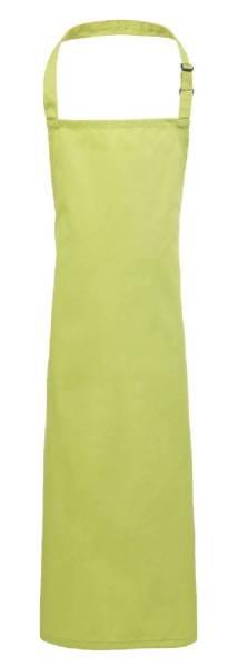 Lime Kinderschürze Nackenband verstellbar