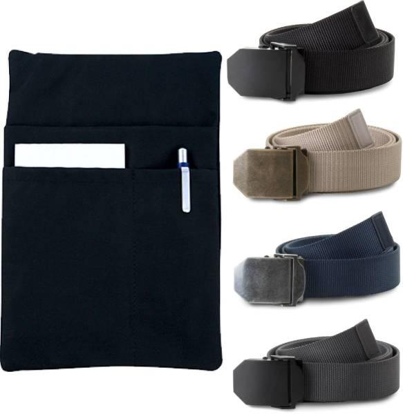 Gürteltasche für z.B. iPad Mini, Tablet, Scanner, Geldbörse