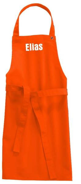 orange kindersch rze bedruckt mit namen oder text 78x50cm sassari. Black Bedroom Furniture Sets. Home Design Ideas