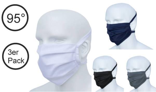 Mund-Nasen-Maske 95 Grad waschbar OPZB 1