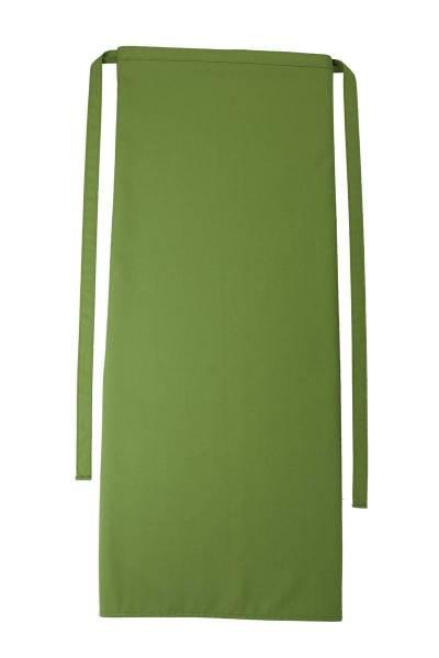 Grüne Bistroschürze 100x100cm Roma Leav von CG Workwear