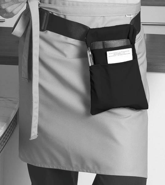 Schwarze Kellnertasche CG Workwear Napoli