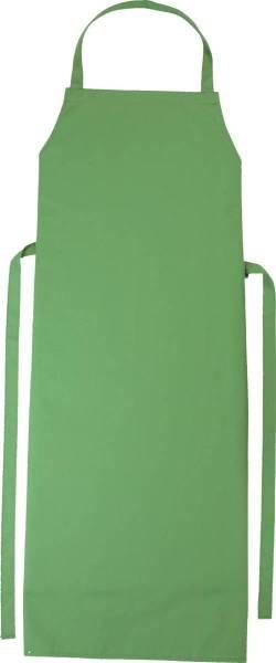Leav grüne Latzschürze 110x78cm Verona von CG Workwear