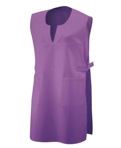 Lila Überwurfschürze ex121 Purple