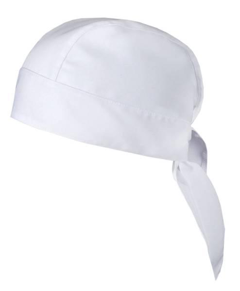 weisses Bandana unisize für Damen und Herren Prato CG Workwear
