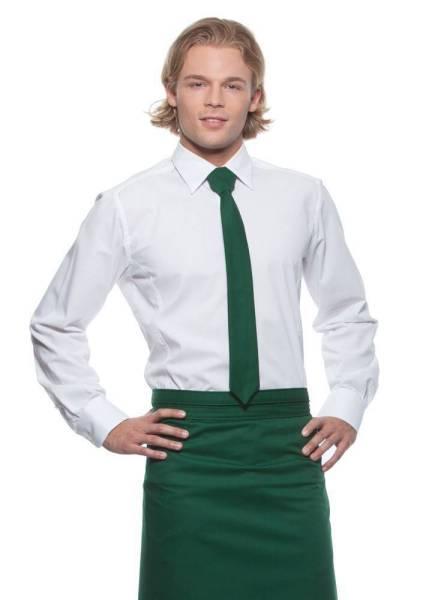 waldgrüne krawatte ak4