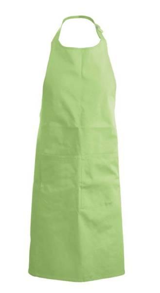 Hellgrüne Kinderlatzschürze k889