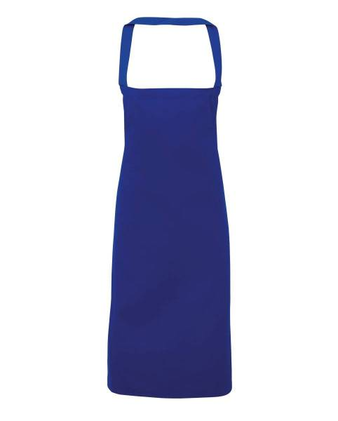 Blaue Baumwollschürze pr102 Premier Royal