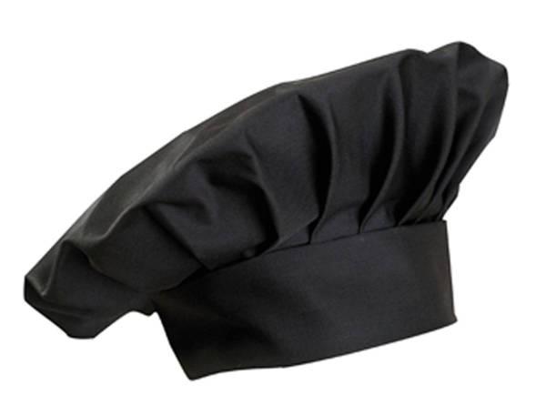 schwarze Kochmütze Chianti