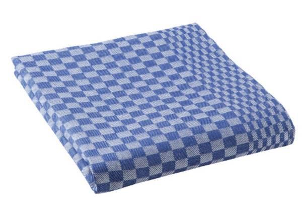 Blaues Grubentuch 50x100cm