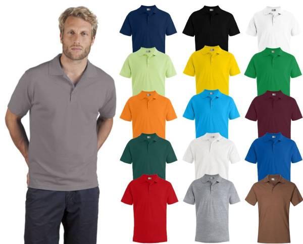 Polo Shirt unisex 60 Grad waschbar Promodoro Men´s Superior Polo 4001