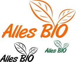 Alles Bio Schürze in vielen Farben