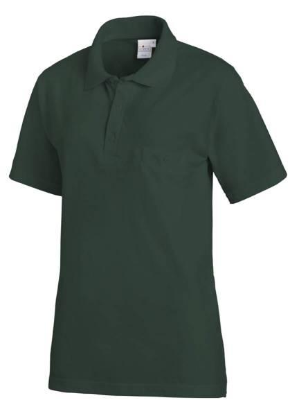 Dunkelgrünes Polo-Shirt Leiber 241