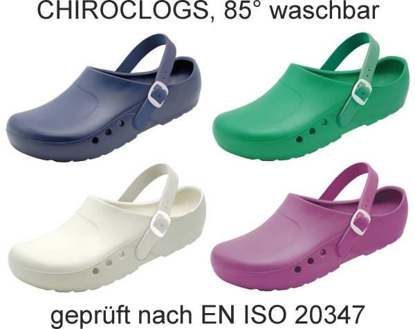 OP-Schuhe OP-Clogs Chiroclogs
