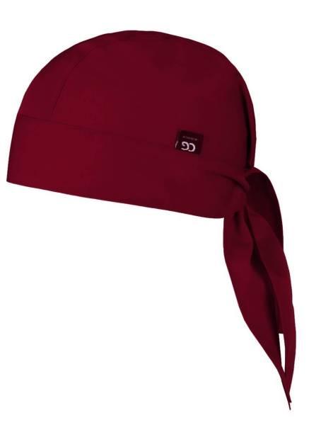 Cherryrotes Bandana für Damen und Herren Prato CG Workwear