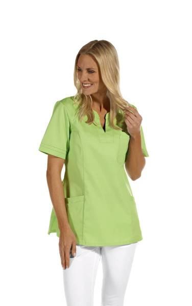 Damen-Kasack grün leiber 2557