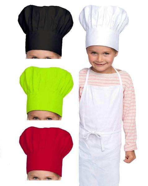Kinderkochmütze Baumwolle