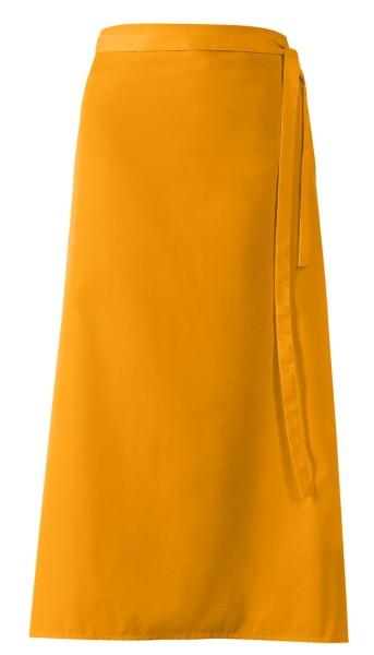 Orange Bistroschürze 100x100cm lb289 Mango