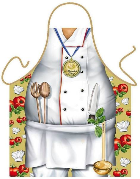 Chefkoch lustige Schürzen von Itati