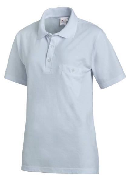 Hellblaues Polo-Shirt Leiber 241