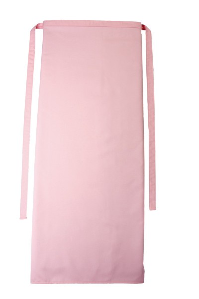 Rosa Bistroschürze 100x100cm Roma von CG Workwear