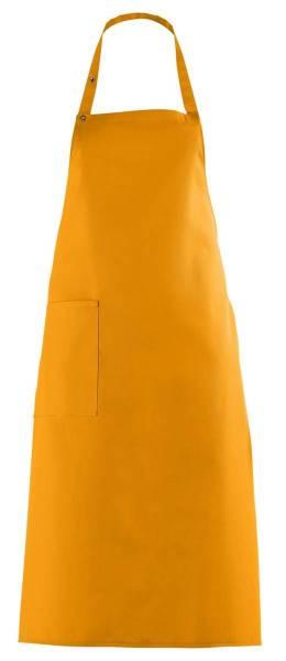 Latzschürze Mango Leiber 529 orange