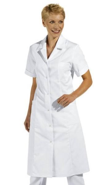 Damen-Arztmantel-halbarm