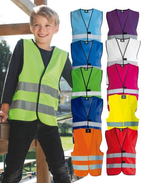 Kinder Sicherheitsweste Korntex