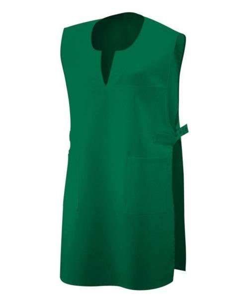 Grüne Überwurfschürze ex121