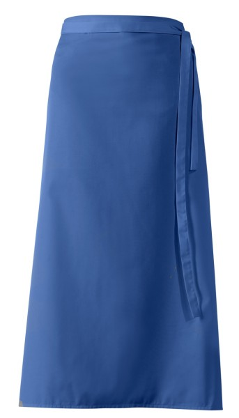 Blaue Bistroschürze 100x100cm lb153 Royal