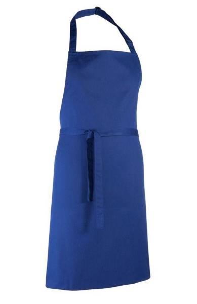 latzschürze royalblau königsblau