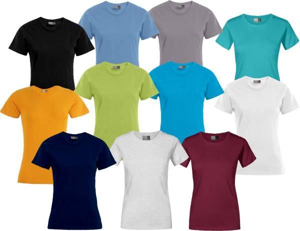 Damen T-Shirt 60 Grad waschbar