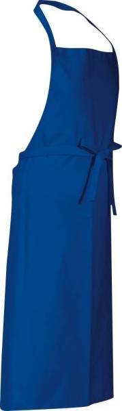 blaue Latzschürze 110x78cm Verona bugatti von CG Workwear