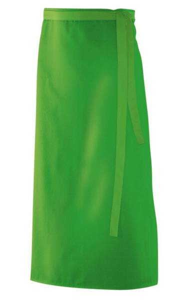 Lemongrüne Vorbinderschürze 90x60cm ex101