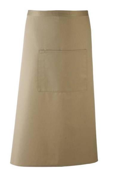 oliv Bistroschürze mit Tasche pr158