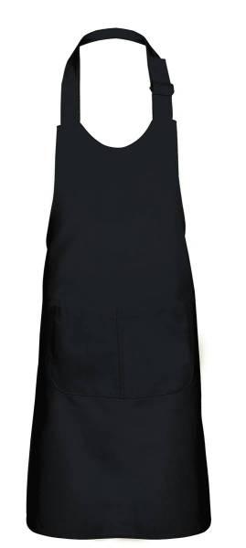 Schwarze Kinderschürze mit Taschen Sol´s Gala