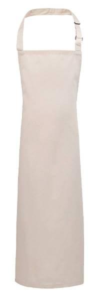 Naturweiß Kinderschürze Nackenband verstellbar