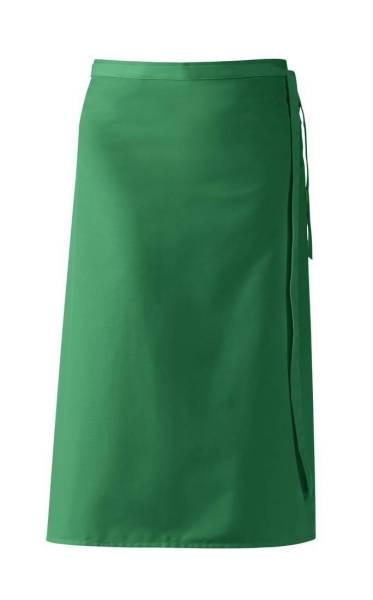 Grüne Bistroschürze 80x100 cm Leiber 11/435