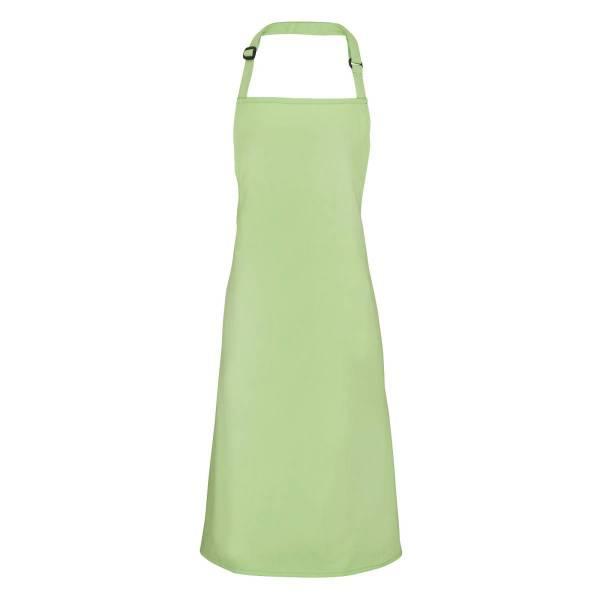 Pistatziengrüne Latzschürze pr150 Premier