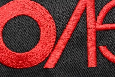 Logo besticken