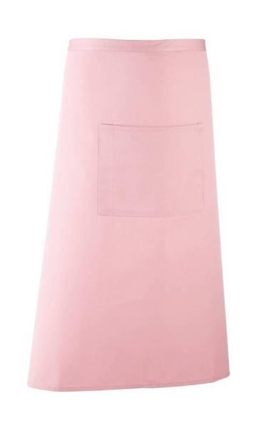 pink Bistroschürze mit Tasche pr158