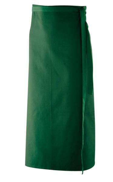 Dunkelgrüne Bistroschürze 80x100cm ex102