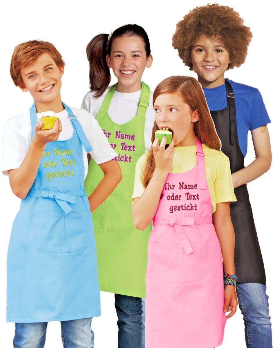 Kinderschurze Kochschurze Bastelschurze Basteln Und Werken Fur Jungen Und Madche Sonstige