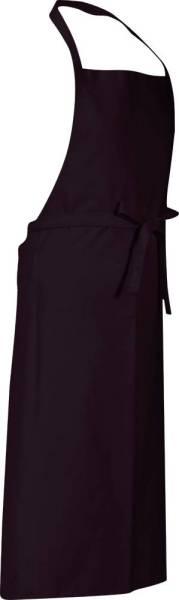Aubergine Latzschürze 110x78cm Verona Aubergine von CG Workwear