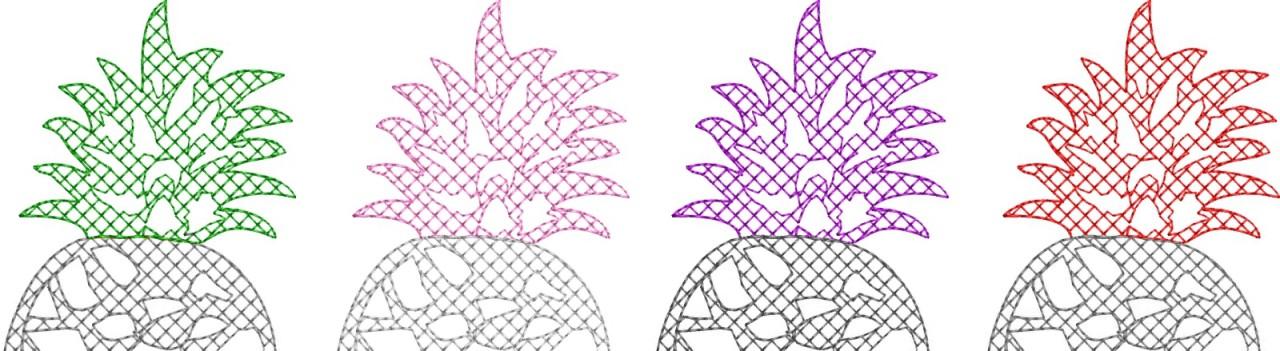 stick-ananas-blattfarbe