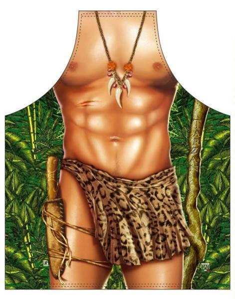 Tarzan lustige Schürzen von Itati