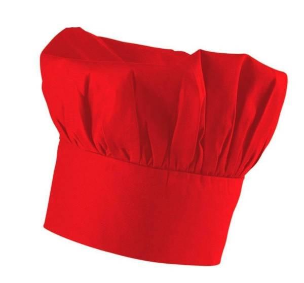 Rote Kochmütze EX112